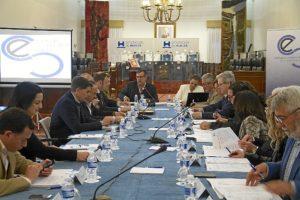 Pleno CES marzo 2015