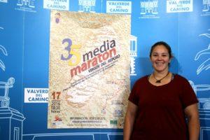 Presentación de la Media Maratón 'Virgen del Reposo' en Valverde del Camino.