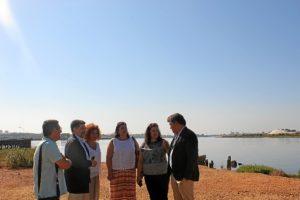 Visita Muelle de Tharsis Puerto de Huelva1