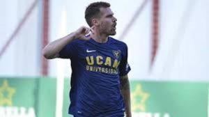Iván Aguilar, futbolista.