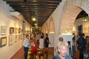 exposicion de Florencio Aguilera en el Patio dela Jaboneria (1)