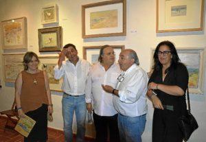 exposicion de Florencio Aguilera en el Patio dela Jaboneria (3)