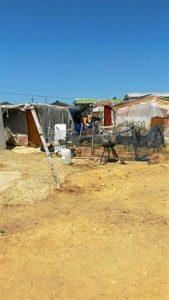 poblado chabolista Las Metas Huelva