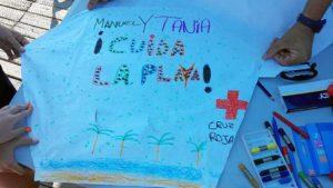 taller medioambiental Cruz Roja Cartaya