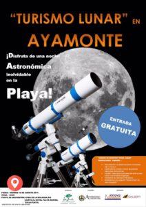 turismo lunar en Ayamonte