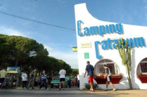 Camping Catapum Cartaya