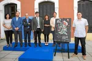 Cartel Festival de Cine Iberoamericano