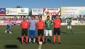 Villanovense-Recreativo de Huelva.
