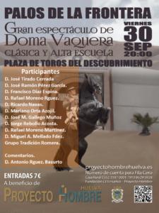 Doma Vaquera Proyecto Hombre Palos