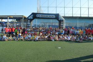 Escuelas Deportivas Municipales en Punta Umbría.