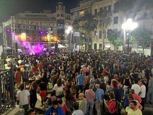 Festival Jazz Plaza Monjas
