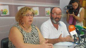 Monica Rossi y Pedro Jimenez (IU) 01