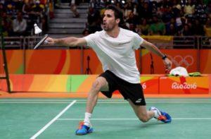 Pablo Abián, en los Juegos de Río de Janeiro.