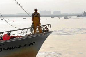 Pescador Huelva