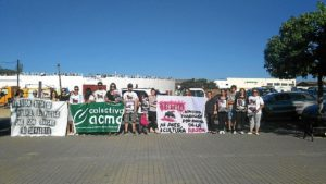 Protesta antitaurina La Palma