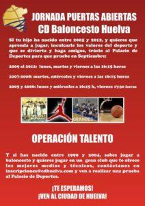 Jornada de puertas abiertas del Ciudad de Huelva.