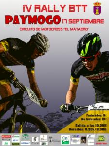 Rally BTT Paymogo