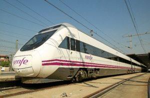 Tren Madrid-Huelva