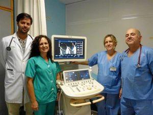 Unidad pacientes insuficiencia cardiaca