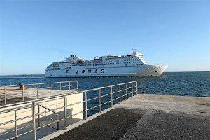 ferry canarias