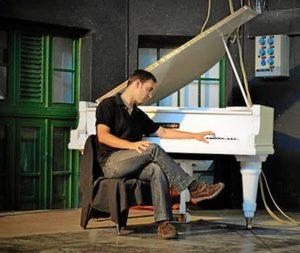pianista Fernando Pessanha