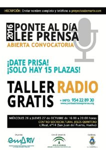 161018 Cartel SJDP Radio