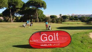 Torneo del Pasaporte Golf Huelva La Luz.
