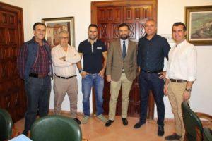 Convenio entre el PAN Moguer y el Ayuntamiento de dicha localidad.