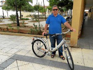 Bicicletas para la salud Aljaraque