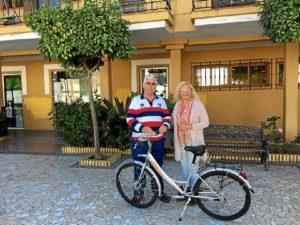 Bicicletas para la salud Aljaraque1