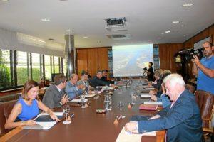 Consejo Administracion Puerto HuelvaII 4 octubre 16
