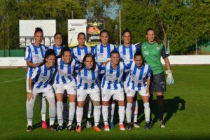 Equipo del Cajasol Sporting.