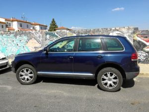 Detenido robo coche Aljaraque (2)