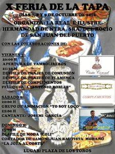 Feria de la Tapa San Juan del Puerto (2)