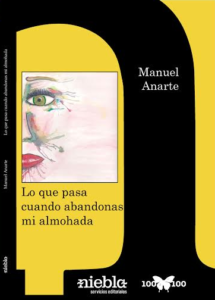 Manuel Anarte poemario