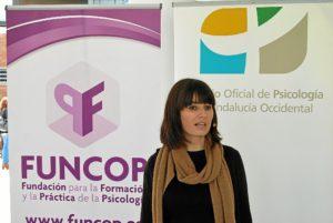 María del Carmen Romero. Miembro del Grupo de Trabajo de Psicología Educativa del Colegio de Psicología de Andalucía Occidental.