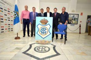 Nuevo Consejo de Administración del Recreativo de Huelva.