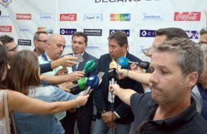 Manolo Zambrano, nuevo presidente del Recreativo de Huelva.