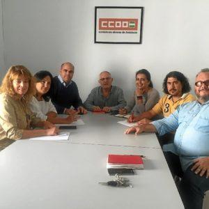 PP y CCOO encuentro