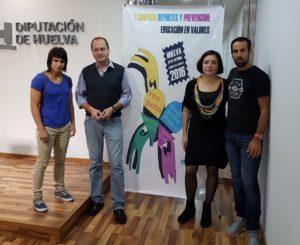 I Simposio Prevención de Deportes Diputación de Huelva.
