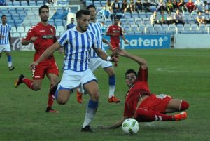 José Alonso jugó de lateral.