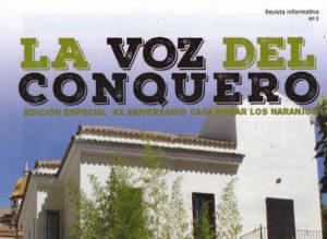 Nº 5 de la Revista La Voz del Conquero
