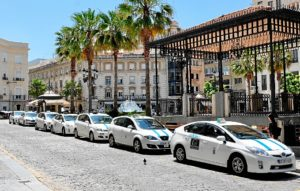 foto taxis