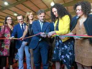 inauguracion feria de gibraleon (1)