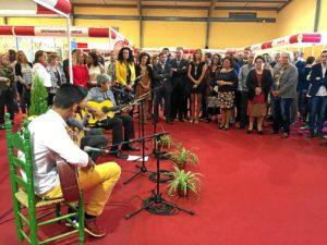 inauguracion feria de gibraleon (2)
