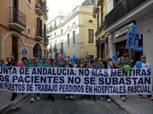manifestacion trabajadores empresas pascual en sevilla (3)