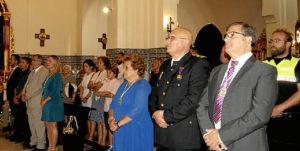 misa policia local isla cristina