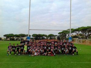 rugby huelva Portugal 18 octubre