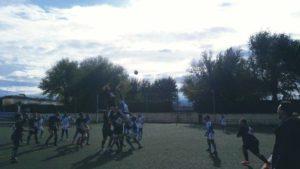 Instituto Británico de rugby.
