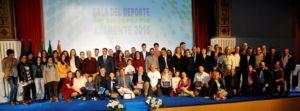 Gala del Deporte de Ayamonte.